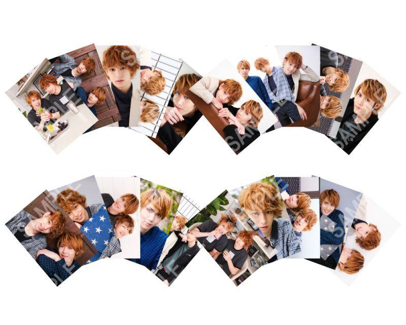 画像1: 大志と理人の『じゅっきま!』〜うりぼう合同集会〜イベント会場販売 生写真20点セット (1)