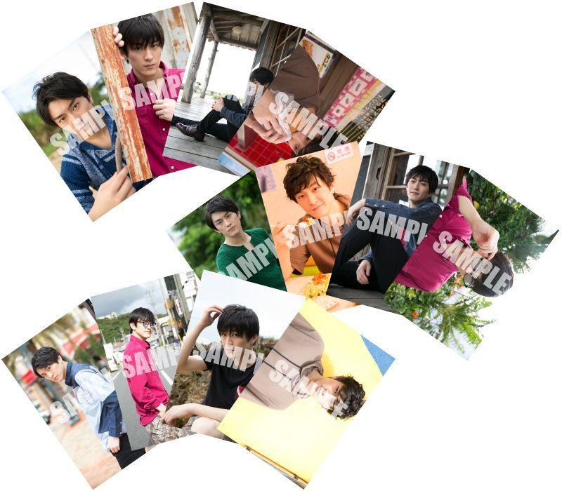 画像1: 田鶴翔吾 生写真12点セット 2018-2019年カレンダー発売記念イベント会場販売  (1)