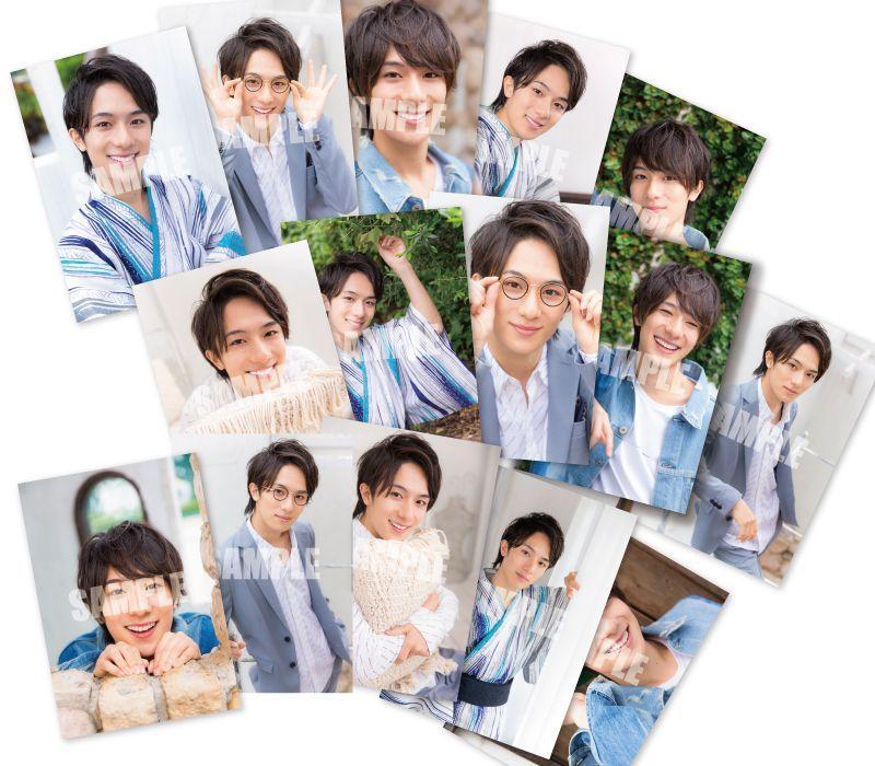 画像1: 永田聖一朗  生写真15点セット 20th Birthday Event会場販売品 (1)