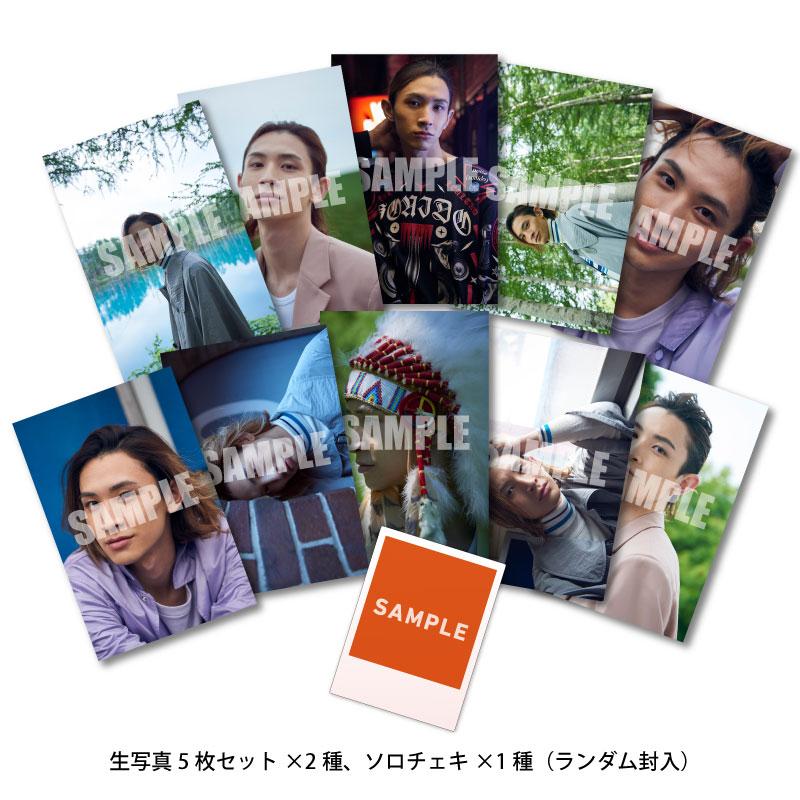 画像1: 大隅勇太  生写真10点&ソロチェキ1枚セット 2019カレンダー発売記念イベント会場販売品 (1)