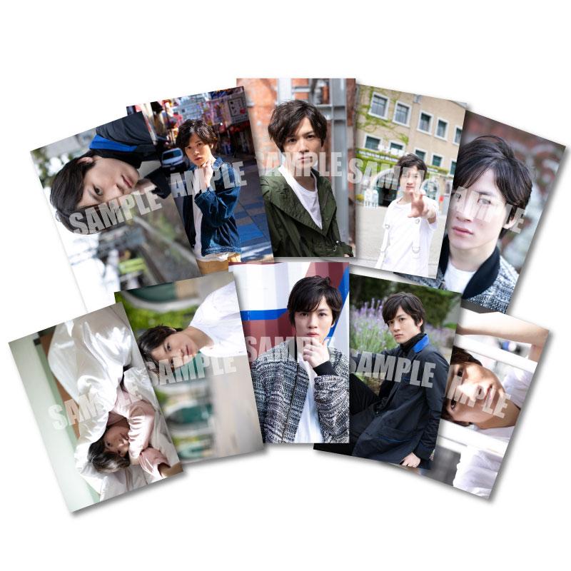 画像1: 小西成弥  生写真10点セット 2019カレンダー発売記念イベント会場販売品 (1)