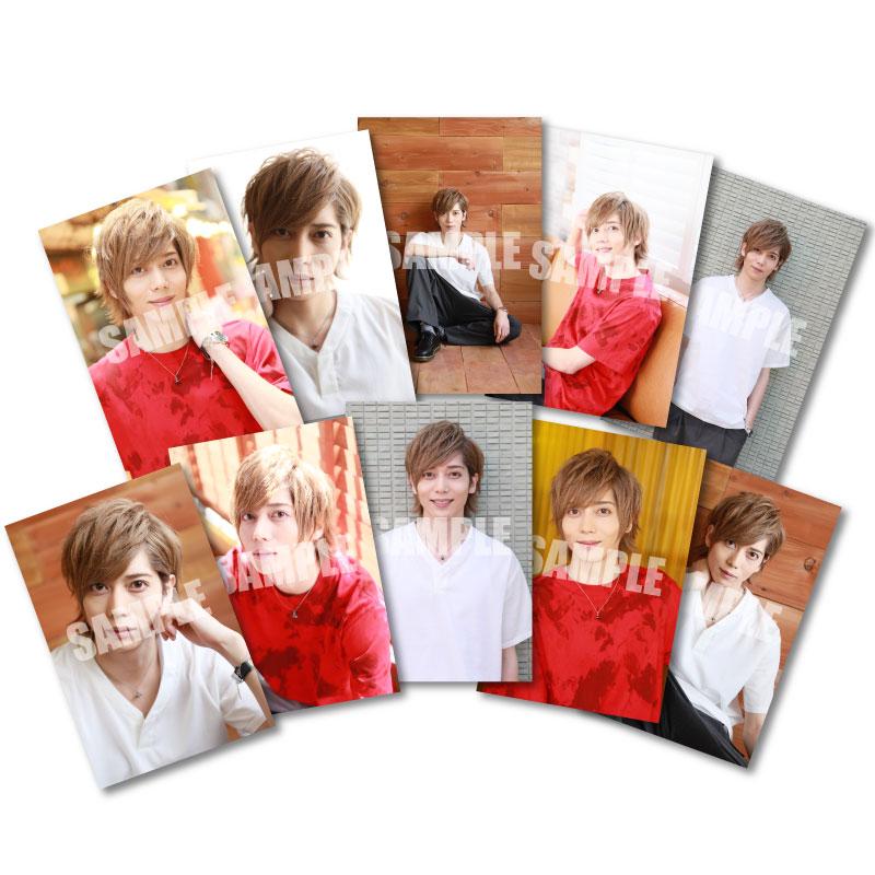 画像1: 染谷俊之の「下町気分」 生写真10点セット 公開収録イベント会場販売品 (1)