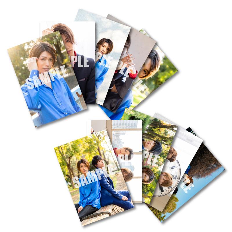 画像1: Short Story『先生とホスト探偵』 立石俊樹生写真10点セット 上映記念イベント会場販売品 (1)