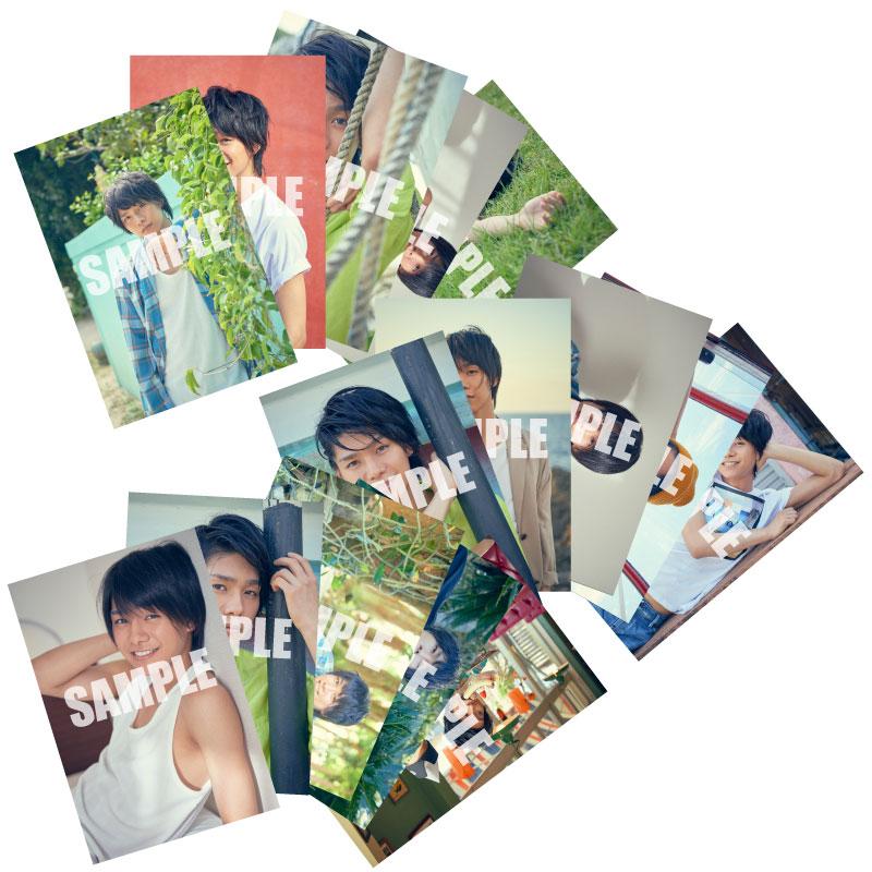 画像1: 北川尚弥  生写真15点セット 2019-20カレンダー発売記念イベント会場販売品 (1)