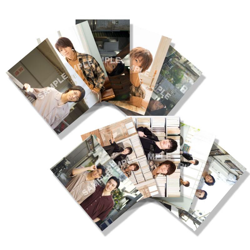 画像1: Short Story『先生の遺言』 北川尚弥 生写真10点セット 上映記念イベント会場販売品 (1)