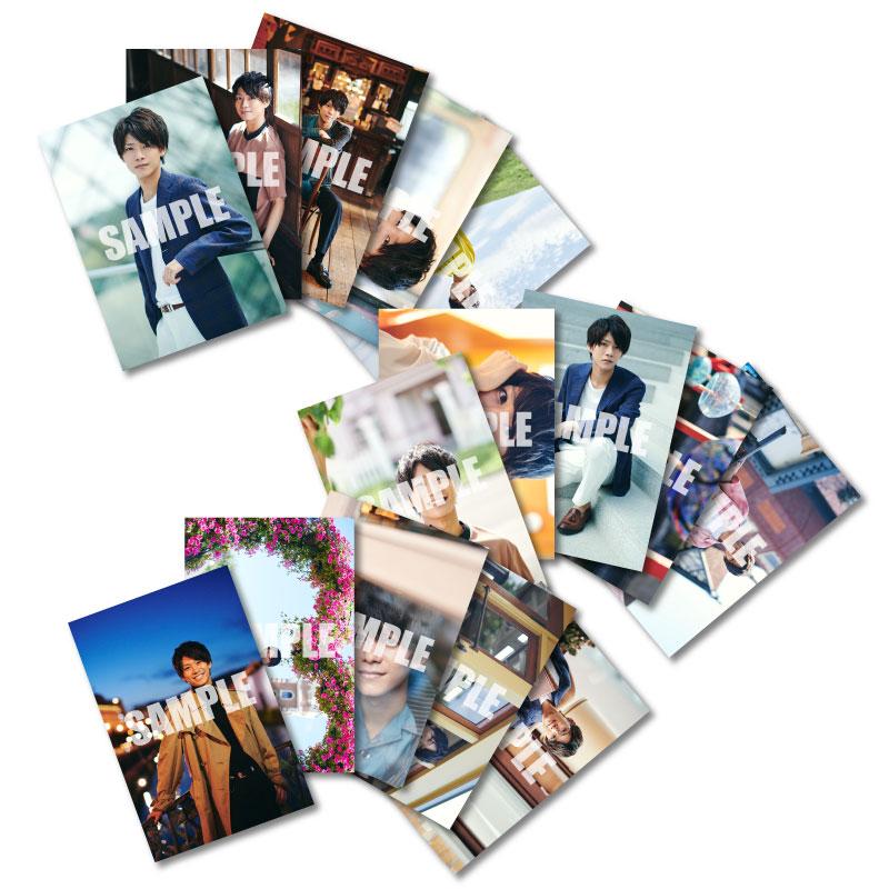 画像1: 北川尚弥 生写真15点&ランダムチェキ1枚セット 2021カレンダー 発売記念イベント会場販売品 (1)