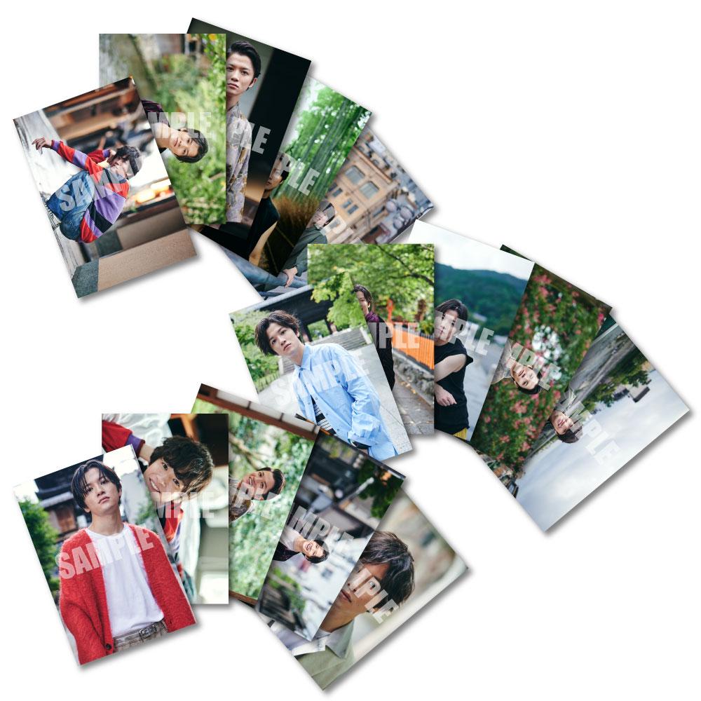 画像1: 小西成弥 生写真15点セット 2021カレンダー手渡し会 会場販売品 (1)