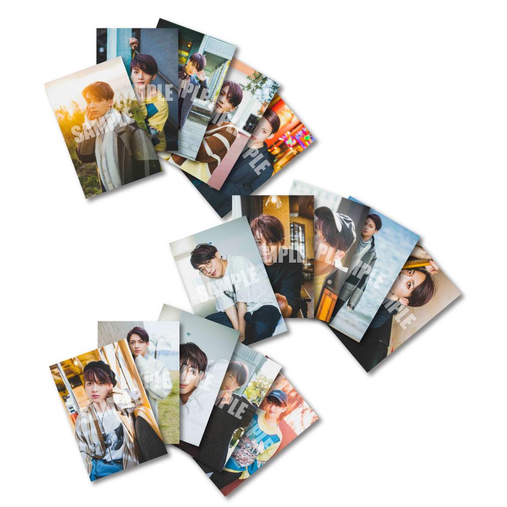 画像1: 廣野凌大 ブロマイド15点セット 2021-22カレンダー発売記念イベント 会場販売品 (1)